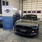 Ford Mustang 5.0 mit LPG, Autogas