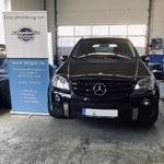 Mercedes ML 63 AMG mit LPG; Autogas