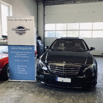 Mercedes Benz S500 mit LPG,Autogas