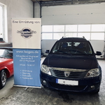 Dacia Logan MCV 1.6 MPI mit LPG, Autogas