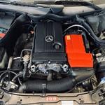 Mercedes Benz C180 mit LPG, Autogas