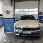 BMW 530i mit LPG, Autogas