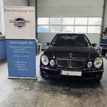 Mercedes Benz E500 mit LPG, Autogas