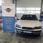 Volvo V70 2.0T mit LPG, Autogas